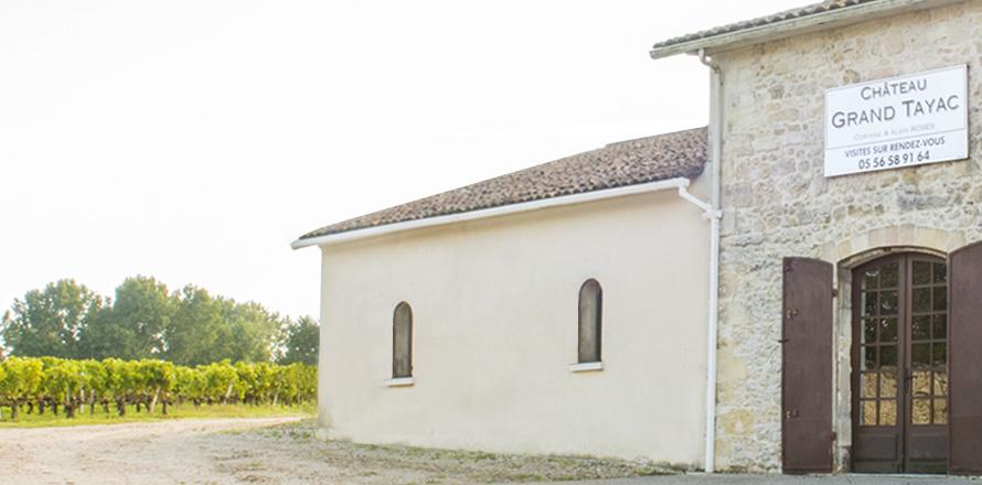 The Vineyards Alain Roses - Château Grand Tayac Margaux - Château Haut-Bellevue Moulis - Bordeaux